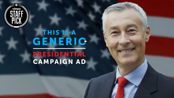 This Is a Generic Presidential Campaign Ad