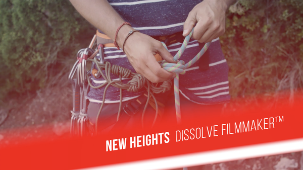 New heights - Dissolve Filmmaker™