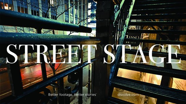 Street Stage Showreel, from Dissolve