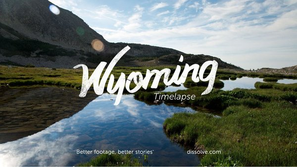 Wyoming timelapse