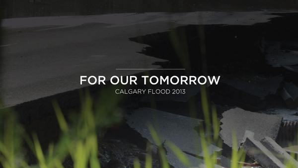 For Our Tomorrow Showreel, from Dissolve