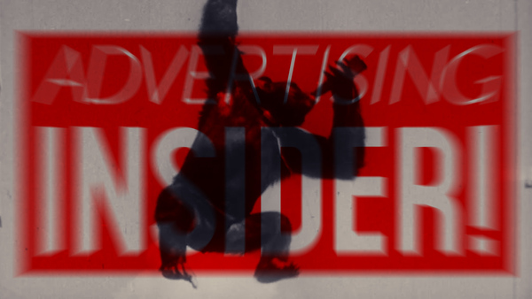 Advertising Insider!